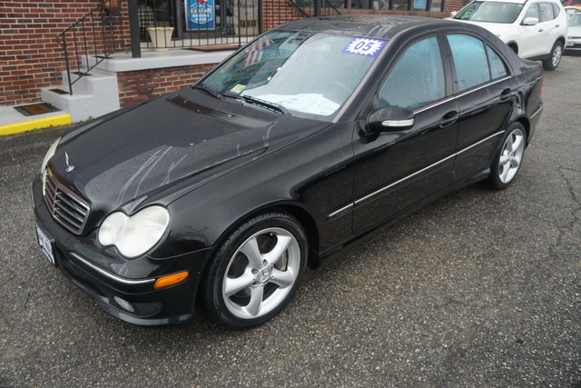 2005 mercedes benz c230 1 8l richmond virginia black for Mercedes benz richmond