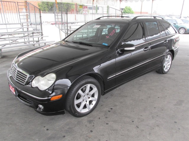 2005 Mercedes C240 26L This particular vehicle has a SALVAGE title Please call or email to check