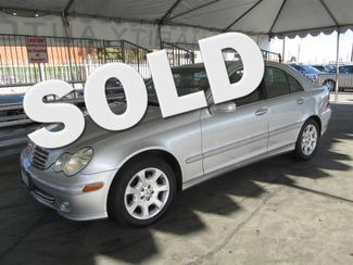 2005 Mercedes-Benz C240 2.6L Gardena, California