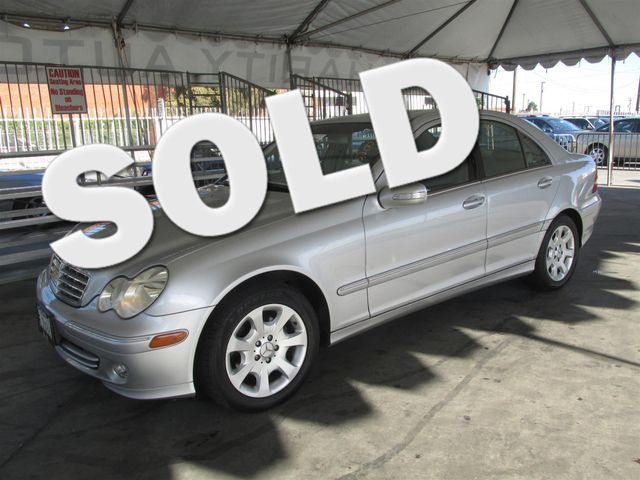 2005 Mercedes C240 26L Please call or e-mail to check availability All of our vehicles are ava
