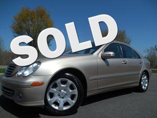 2005 Mercedes-Benz C240 2.6L 4MATIC Leesburg, Virginia