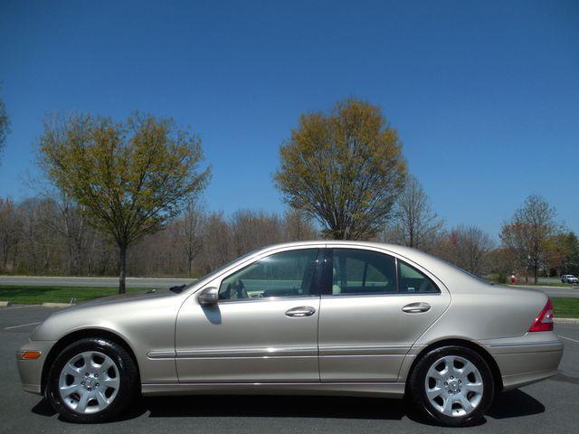 2005 Mercedes-Benz C240 2.6L 4MATIC Leesburg, Virginia 5