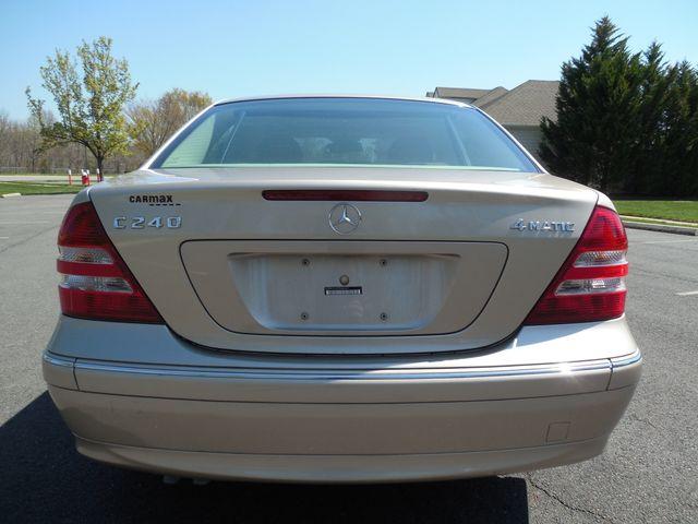 2005 Mercedes-Benz C240 2.6L 4MATIC Leesburg, Virginia 7