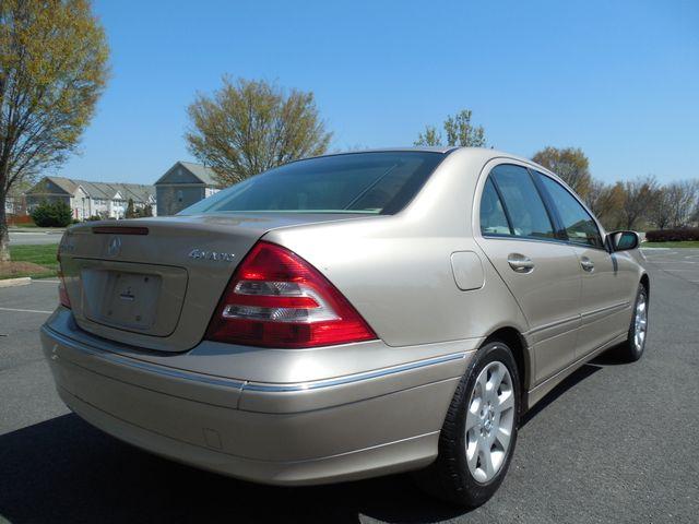 2005 Mercedes-Benz C240 2.6L 4MATIC Leesburg, Virginia 2