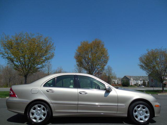 2005 Mercedes-Benz C240 2.6L 4MATIC Leesburg, Virginia 4