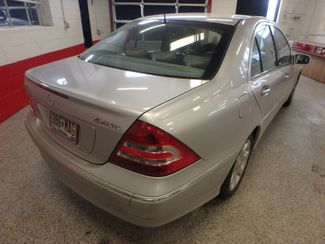 2005 Mercedes C240 4-MATIC, SERVICED AND SOLID. UNBELIEVABLE PRICE. Saint Louis Park, MN 9