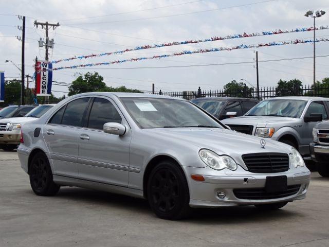 2005 Mercedes-Benz C240 2.6L San Antonio , Texas 0