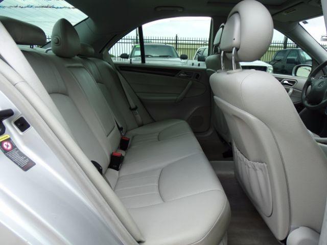 2005 Mercedes-Benz C240 2.6L San Antonio , Texas 18