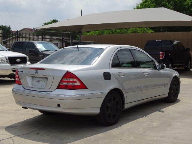 2005 Mercedes-Benz C240 2.6L San Antonio , Texas 6