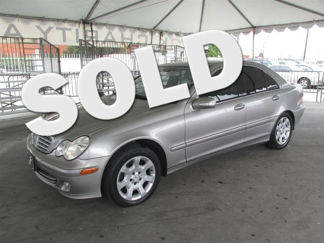 2005 Mercedes C320 32L Please call or e-mail to check availability All of our vehicles are ava
