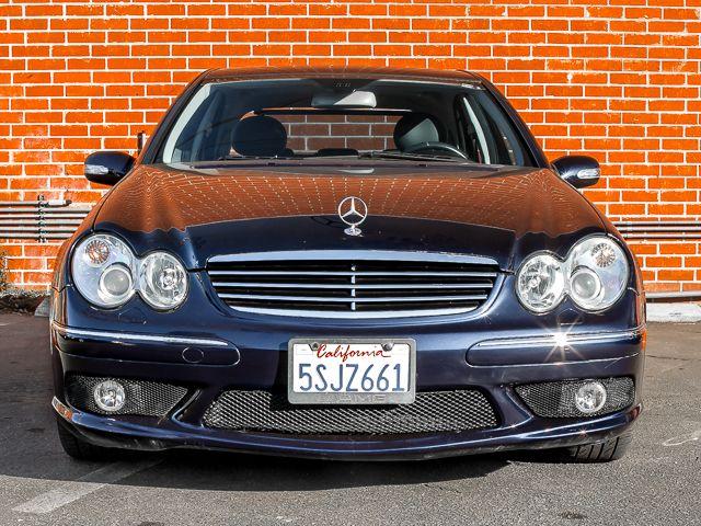 2005 Mercedes-Benz C55 5.5L AMG Burbank, CA 2
