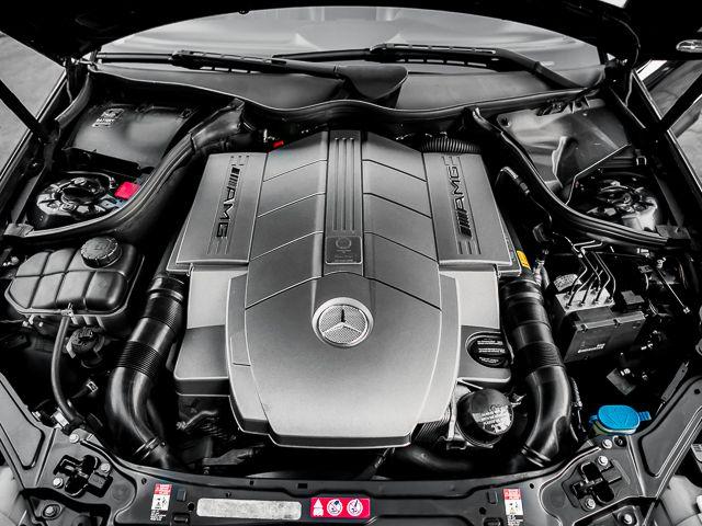 2005 Mercedes-Benz C55 5.5L AMG Burbank, CA 22