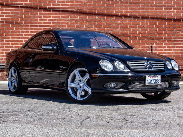 2005 Mercedes-Benz CL65 6.0L AMG Burbank, CA 1