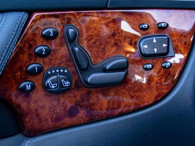 2005 Mercedes-Benz CL65 6.0L AMG Burbank, CA 17