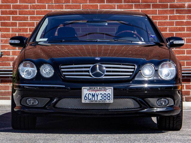 2005 Mercedes-Benz CL65 6.0L AMG Burbank, CA 2
