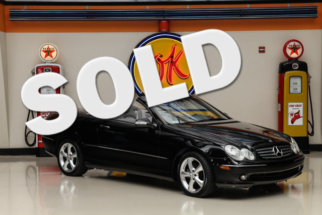 2005 Mercedes CLK320 32L This 2005 Mercedes-Benz CLK320 32L is in great shape with only 88 170 m