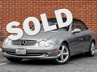 2005 Mercedes-Benz CLK320 3.2L Burbank, CA