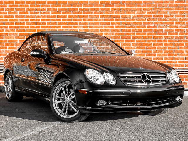 2005 Mercedes-Benz CLK320 3.2L Burbank, CA 1
