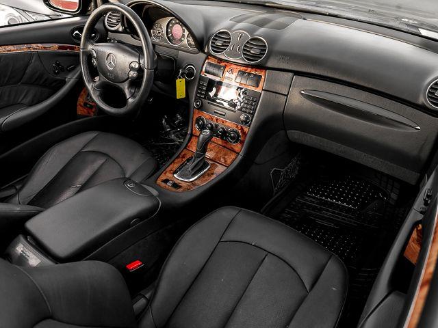 2005 Mercedes-Benz CLK320 3.2L Burbank, CA 12