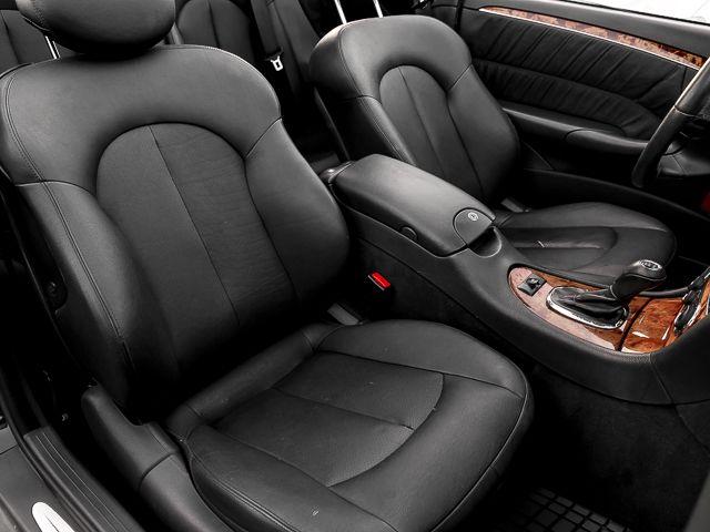 2005 Mercedes-Benz CLK320 3.2L Burbank, CA 13