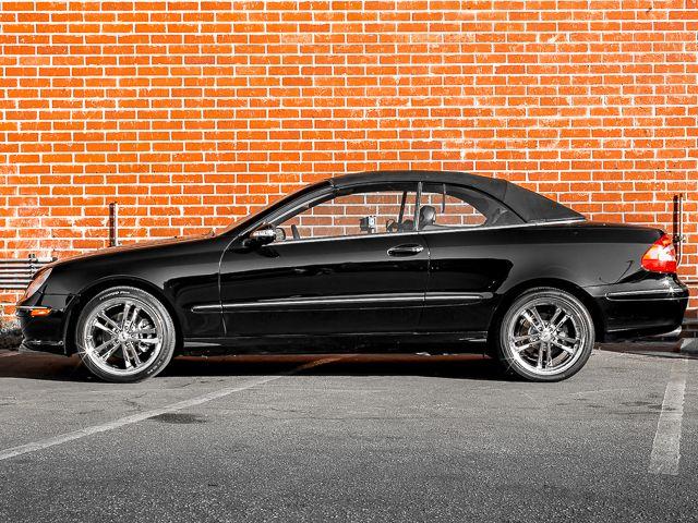 2005 Mercedes-Benz CLK320 3.2L Burbank, CA 5