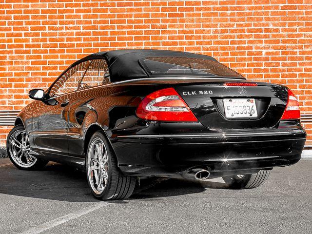2005 Mercedes-Benz CLK320 3.2L Burbank, CA 7