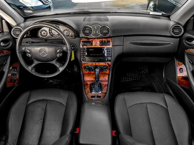2005 Mercedes-Benz CLK320 3.2L Burbank, CA 8