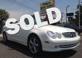 2005 Mercedes-Benz CLK320 3.2L CHARLOTTE, North Carolina