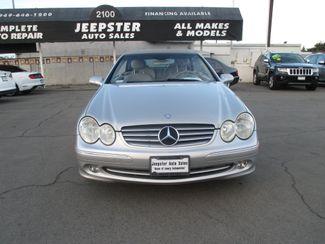 2005 Mercedes-Benz CLK320 Convertible Costa Mesa, California 1