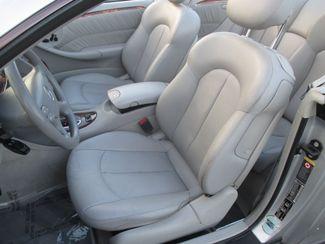 2005 Mercedes-Benz CLK320 Convertible Costa Mesa, California 8
