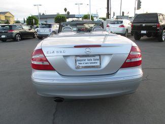 2005 Mercedes-Benz CLK320 Convertible Costa Mesa, California 5