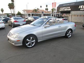 2005 Mercedes-Benz CLK320 Convertible Costa Mesa, California 2