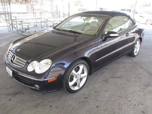 2005 Mercedes CLK320 32L Please call or e-mail to check availability All of our vehicles are a
