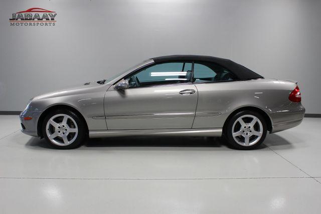 2005 Mercedes-Benz CLK500 5.0L Merrillville, Indiana 25
