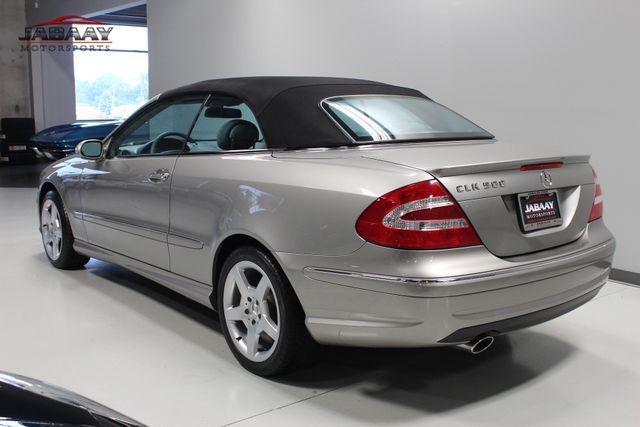 2005 Mercedes-Benz CLK500 5.0L Merrillville, Indiana 26