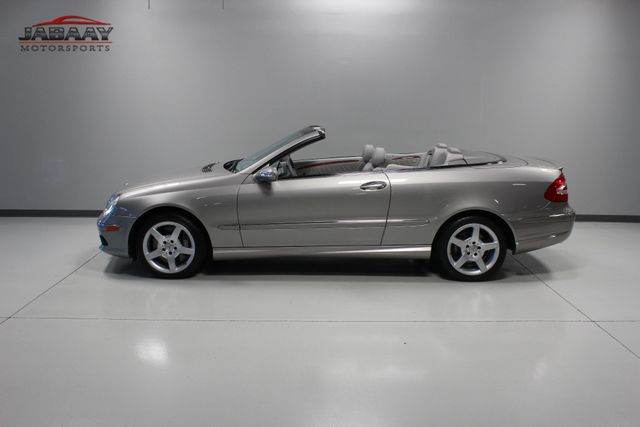 2005 Mercedes-Benz CLK500 5.0L Merrillville, Indiana 34