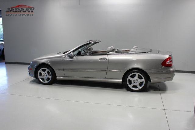 2005 Mercedes-Benz CLK500 5.0L Merrillville, Indiana 35