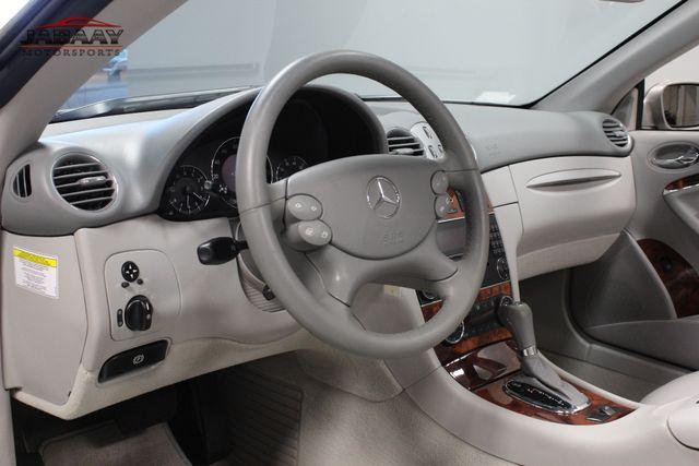 2005 Mercedes-Benz CLK500 5.0L Merrillville, Indiana 9
