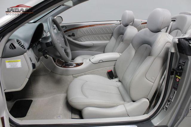 2005 Mercedes-Benz CLK500 5.0L Merrillville, Indiana 10