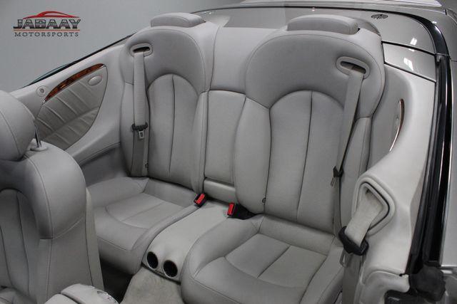 2005 Mercedes-Benz CLK500 5.0L Merrillville, Indiana 12