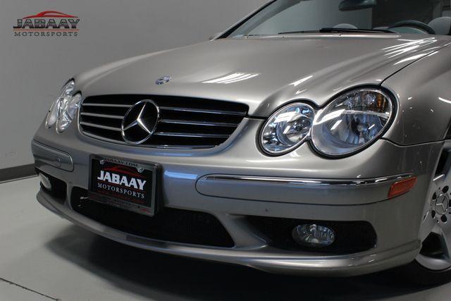 2005 Mercedes-Benz CLK500 5.0L Merrillville, Indiana 28