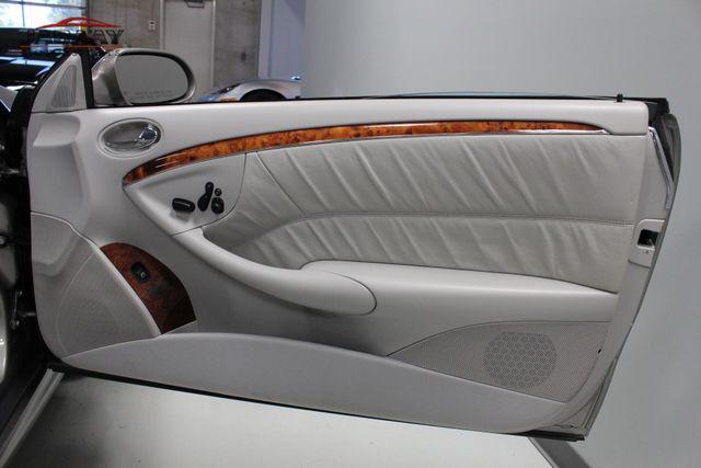 2005 Mercedes-Benz CLK500 5.0L Merrillville, Indiana 23