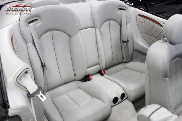 2005 Mercedes-Benz CLK500 5.0L Merrillville, Indiana 13