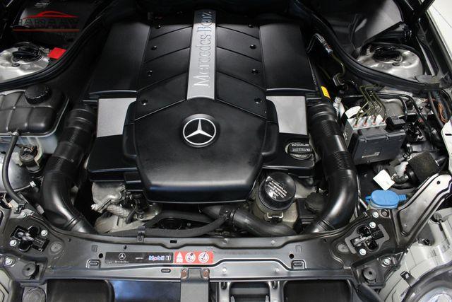 2005 Mercedes-Benz CLK500 5.0L Merrillville, Indiana 8