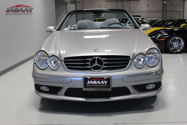 2005 Mercedes-Benz CLK500 5.0L Merrillville, Indiana 7