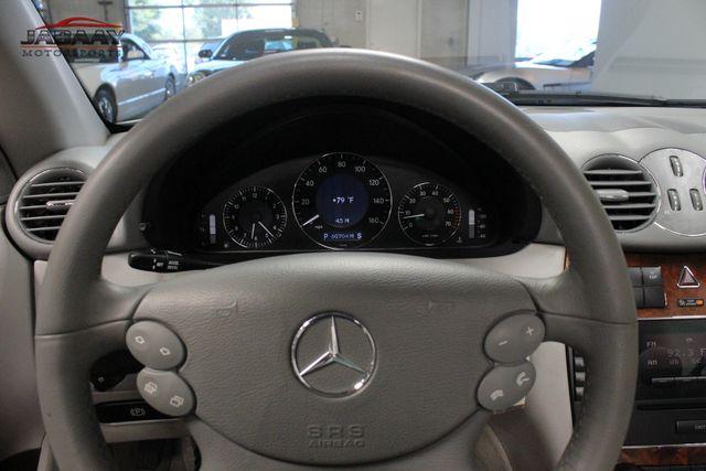 2005 Mercedes-Benz CLK500 5.0L Merrillville, Indiana 17