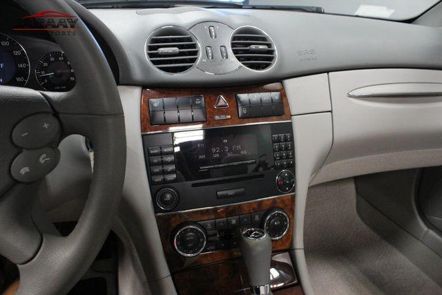 2005 Mercedes-Benz CLK500 5.0L Merrillville, Indiana 19