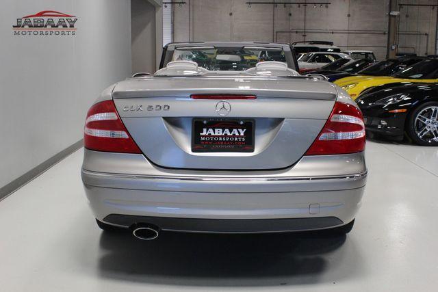 2005 Mercedes-Benz CLK500 5.0L Merrillville, Indiana 3