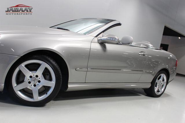 2005 Mercedes-Benz CLK500 5.0L Merrillville, Indiana 29
