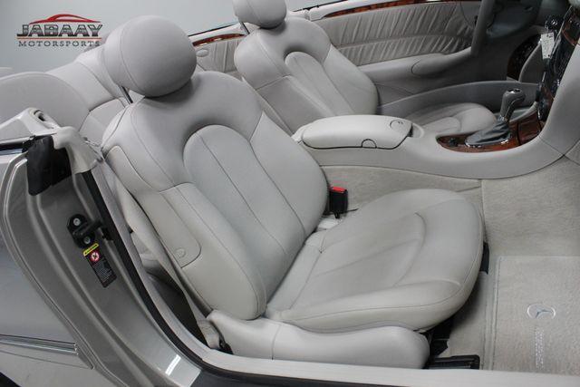2005 Mercedes-Benz CLK500 5.0L Merrillville, Indiana 14